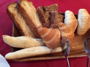 パンだけでこれだけの種類