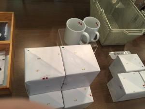 シンプルでおしゃれな大山レークホテルオリジナルマグカップ